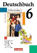 Cover-Bild zu Deutschbuch 6. Schuljahr. Allgemeine Bisherige Ausgabe. Arbeitsheft von Diehm, Jan