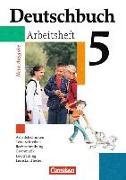 Cover-Bild zu Deutschbuch 5. Arbeitsheft von Diehm, Jan