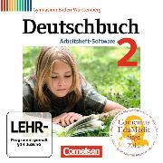 Cover-Bild zu Deutschbuch Gymnasium 2. 6. Schuljahr. Arbeitsheft-Software. BW von Czubayko-Reiss, Astrid