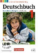 Cover-Bild zu Deutschbuch Gymnasium 1. 5. Schuljahr. Interaktive Übungen Bildungsplan 2016. BW. NL von Buß, Anne