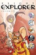 Cover-Bild zu Kibuishi, Kazu: Flight Explorer Volume 1