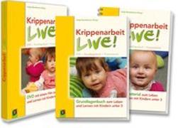 Cover-Bild zu Krippenarbeit live! von Bostelmann, Antje (Hrsg.)