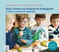 Cover-Bild zu Strom, Technik und Computer im Kindergarten von Engelbrecht, Christian