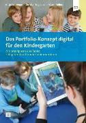 Cover-Bild zu Das Portfolio-Konzept digital von Bostelmann, Antje