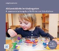 Cover-Bild zu Aktionstabletts im Kindergarten (eBook) von Bostelmann, Antje
