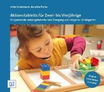 Cover-Bild zu Aktionstabletts für Zwei- bis Vierjährige von Bostelmann, Antje