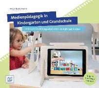 Cover-Bild zu Medienpädagogik in Kindergarten und Grundschule von Bostelmann, Antje