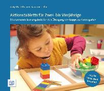 Cover-Bild zu Aktionstabletts für Zwei- bis Vierjährige (eBook) von Bostelmann, Antje