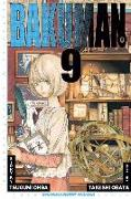 Cover-Bild zu Tsugumi Ohba: BAKUMAN GN VOL 09