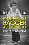 Cover-Bild zu Wie einmal ein Bagger auf mich fiel (eBook) von Marik, René