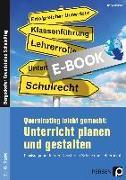 Cover-Bild zu Quereinstieg leicht gemacht: Unterricht gestalten (eBook) von Klopsch, Britta