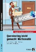 Cover-Bild zu Quereinstieg leicht gemacht: Mathematik (eBook) von Maitzen, Christoph