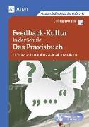 Cover-Bild zu Feedback-Kultur in der Schule - das Praxisbuch von Maitzen, Christoph