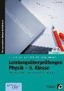 Cover-Bild zu Leistungsüberprüfungen Physik - 5. Klasse von Maitzen, Christoph