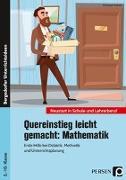 Cover-Bild zu Quereinstieg leicht gemacht: Mathematik von Maitzen, Christoph