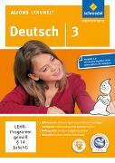 Cover-Bild zu Alfons Lernwelt / Alfons Lernwelt Lernsoftware Deutsch - aktuelle Ausgabe von Flierl, Ute