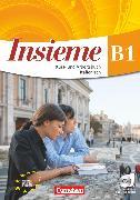 Cover-Bild zu Insieme, Italienisch, Aktuelle Ausgabe, B1, Kurs- und Arbeitsbuch, Sprachführer und Hörtexte-CD von Biagi, Daria