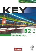 Cover-Bild zu Key, Aktuelle Ausgabe, B2: Teilband 2, Kursbuch mit CD von Wright, Jon