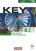 Cover-Bild zu Key, Aktuelle Ausgabe, B2: Teilband 1, Kursbuch mit CD von Wright, Jon