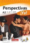 Cover-Bild zu Perspectivas ¡Ya!, Spanisch für Erwachsene, Aktuelle Ausgabe, A2, Kurs- und Übungsbuch mit Vokabeltaschenbuch und Lösungsheft, Mit zwei CDs sowie einer DVD von Amann-Marín, Sara