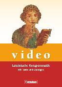 Cover-Bild zu Video, Aktuelle Ausgabe, Lateinische Kurzgrammatik, Grammatik mit Tests und Lösungen von Althoff, Ulrike