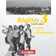 Cover-Bild zu Réalités, Lehrwerk für den Französischunterricht, Aktuelle Ausgabe, Band 3, Leistungsmessungen, CD-Extra, CD-ROM und CD auf einem Datenträger