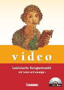 Cover-Bild zu Video, Aktuelle Ausgabe, Lateinische Kurzgrammatik, Grammatik mit Tests, Lösungen und CD-Extra, CD-ROM und CD auf einem Datenträger von Althoff, Ulrike