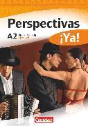 Cover-Bild zu Perspectivas ¡Ya!, Spanisch für Erwachsene, Aktuelle Ausgabe, A2, Sprachtraining von Mata Manjón, María del Carmen
