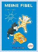 Cover-Bild zu Meine Fibel, Aktuelle Ausgabe, 1. Schuljahr, Fibel mit Viererfenster, Mit Lernstandsheft und Anlauttabelle von Förster, Katharina