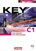 Cover-Bild zu Key, Aktuelle Ausgabe, C1, Kursbuch mit CD von Wright, Jon