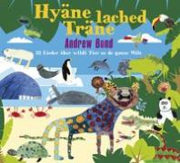 Cover-Bild zu Hyäne lached Träne von Bond, Andrew