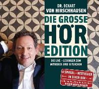 Cover-Bild zu Die große Hör-Edition von Hirschhausen, Eckart von