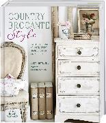 Cover-Bild zu Country Brocante Style von Haywood, Lucy