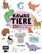 Cover-Bild zu Kawaii Tiere von Nguyen, Angela