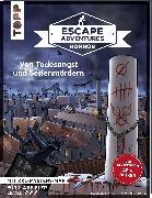 Cover-Bild zu Escape Adventures HORROR - Von Todesangst und Serienmördern von Zimpfer, Simon