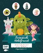 Cover-Bild zu Fantastische Häkelfreunde von Amigurumipatterns.net