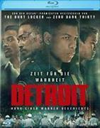 Cover-Bild zu Detroit Blu Ray von Katheryn Bigelow (Reg.)
