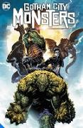 Cover-Bild zu Orlando, Steve: Gotham City Monsters