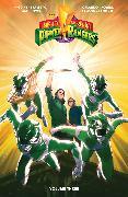 Cover-Bild zu Kyle Higgins: Mighty Morphin Power Rangers Vol 3