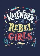 Cover-Bild zu Kalender für Rebel Girls von Favilli, Elena