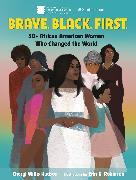 Cover-Bild zu Brave. Black. First (eBook) von Hudson, Cheryl