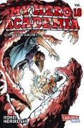 Cover-Bild zu Horikoshi, Kohei: My Hero Academia 18