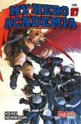 Cover-Bild zu Horikoshi, Kohei: My Hero Academia 27