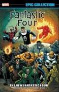 Cover-Bild zu Simonson, Walt (Ausw.): Fantastic Four Epic Collection: The New Fantastic Four