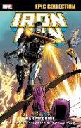 Cover-Bild zu Kaminski, Len: Iron Man Epic Collection: War Machine