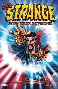Cover-Bild zu Thomas, Roy: Doctor Strange, Sorcerer Supreme Omnibus Vol. 2