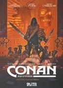 Cover-Bild zu Howard, Robert E.: Conan der Cimmerier: Aus den Katakomben
