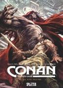 Cover-Bild zu Howard, Robert E.: Conan der Cimmerier: Der Rote Priester