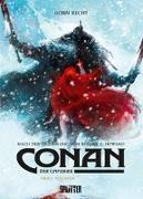 Cover-Bild zu Howard, Robert E.: Conan der Cimmerier: Ymirs Tochter