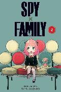 Cover-Bild zu Tatsuya Endo: Spy x Family, Vol. 2